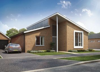 Thumbnail 2 bed detached bungalow for sale in The Vincent, Plot 98, Campden Road