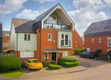 Thumbnail 5 bed detached house for sale in Mulberry Close, Epsom