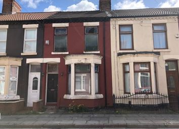 Thumbnail 3 bed terraced house for sale in Milman Road, Walton, Liverpool