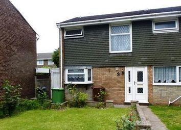 Thumbnail 3 bedroom semi-detached house to rent in Boswell Close, Darlaston, Wednesbury