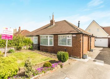 Thumbnail 2 bed semi-detached bungalow for sale in Knightsway, Garforth, Leeds