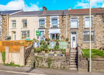 Thumbnail 2 bed terraced house for sale in Oxford Street, Pontycymer, Bridgend
