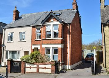 Thumbnail 4 bed semi-detached house to rent in Crescent Road, Cowley, Oxford