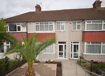 Thumbnail 3 bed terraced house for sale in Abbey Road, Belvedere