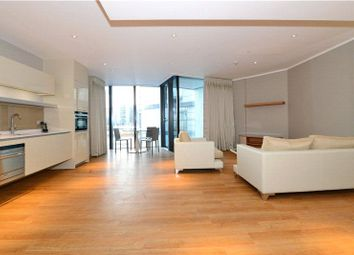 Thumbnail Studio to rent in Three Quays Apartments, 40 Lower Thames Street, Tower Hamlet, London