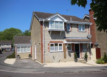 Thumbnail 3 bedroom detached house for sale in Darcey Close, Grange Park, Swindon