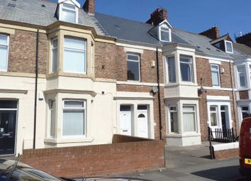 Thumbnail 3 bed flat to rent in Welbeck Road, Walker, Newcastle Upon Tyne