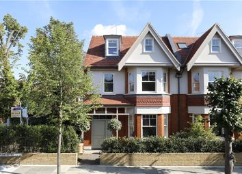 Thumbnail 4 bedroom terraced house for sale in Dunmore Road, West Wimbledon