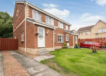 Thumbnail 3 bed semi-detached house for sale in Strathcarron Crescent, Paisley, Renfrewshire
