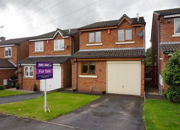 Thumbnail 3 bedroom detached house for sale in Tidebrook Place, Stoke-On-Trent