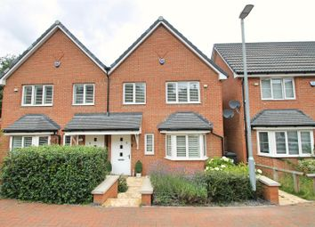 3 bed semi-detached house for sale in Herne Close, Bushey WD23