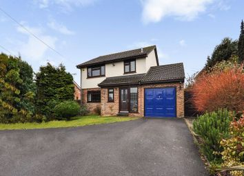 Thumbnail 3 bed detached house for sale in New Road, Clanfield, Waterlooville