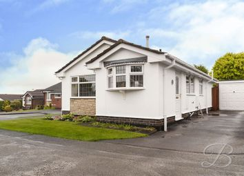 Thumbnail 2 bed detached bungalow for sale in Garwick Close, Forest Town, Mansfield