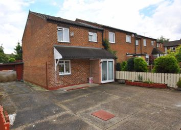 Thumbnail 3 bed end terrace house for sale in Goldfinch Close, Faversham