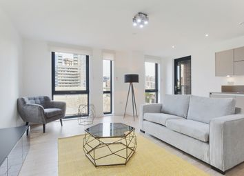 Thumbnail 2 bed flat for sale in Manhattan Plaza, Manhattan Tower, Canary Wharf
