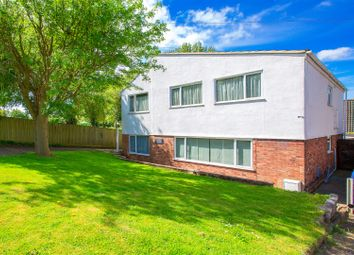 Thumbnail 4 bed detached house for sale in Clarke Close, Kettering