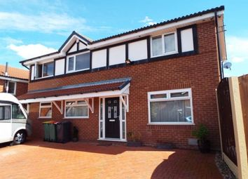 Thumbnail 4 bed detached house for sale in The Blossoms, Fulwood, Preston, Lancashire