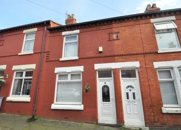 Thumbnail 2 bed terraced house for sale in Greenbank Avenue, New Brighton, Wallasey