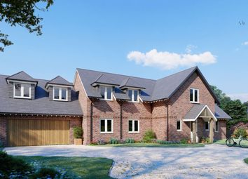 Thumbnail 5 bed detached house for sale in Forest View, Brockenhurst