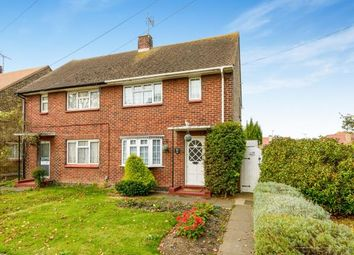 Thumbnail 2 bedroom semi-detached house for sale in St. Lukes Road, Southend-On-Sea