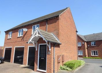 Thumbnail 2 bed flat for sale in Paddock Way, Hinckley