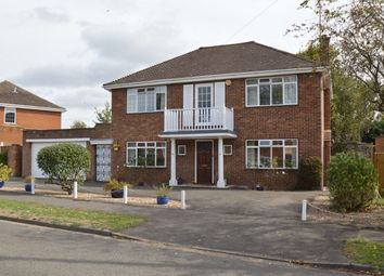 Thumbnail 4 bed detached house for sale in Merlewood Close, High Wycombe