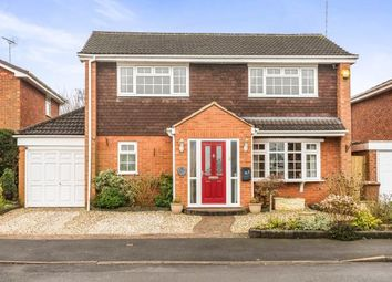 Thumbnail 4 bed detached house for sale in Ashdene Close, Hartlebury, Kidderminster, Worcestershire