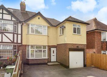 Thumbnail 3 bedroom semi-detached house for sale in Merland Rise, Epsom