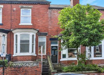 Thumbnail 3 bed terraced house for sale in Wayland Road, Sheffield