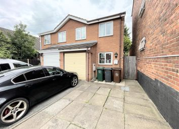 Thumbnail 3 bed semi-detached house for sale in Wilmot Road, Church Gresley, Swadlincote