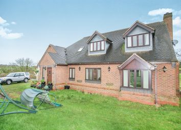 Thumbnail 4 bedroom detached house for sale in Tippers Hill Lane, Fillongley, Coventry