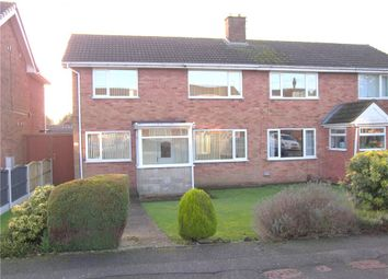 Thumbnail 3 bed semi-detached house to rent in Charnwood Crescent, Newton, Alfreton