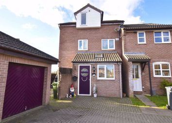 Thumbnail 3 bed end terrace house for sale in The Brambles, Berkeley