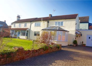 Thumbnail 3 bed detached house for sale in Church Street, Beckingham, Doncaster