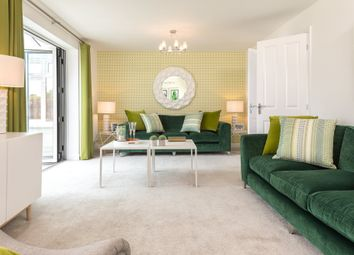 """Thumbnail 4 bed detached house for sale in """"Oakhampton"""" at Drift Road, Selsey, Chichester"""
