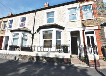 Thumbnail 5 bed terraced house to rent in Alfred Street, Roath, Cardiff