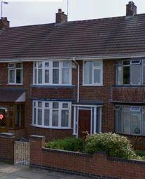 Thumbnail 3 bedroom terraced house to rent in Wyken Croft, Wyken Croft, Coventry