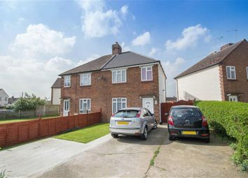 Thumbnail 3 bedroom semi-detached house for sale in Cundalls Road, Ware, Hertfordshire