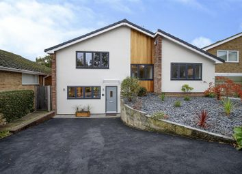 Thumbnail 5 bed detached house for sale in Ullswater Crescent, Bramcote, Nottingham