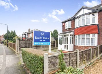 Thumbnail 3 bed semi-detached house for sale in Grove Lane, Timperley, Altrincham