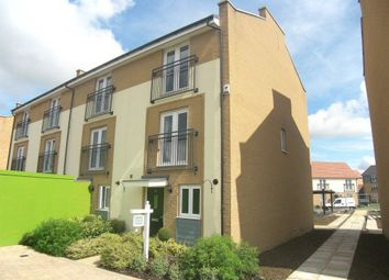 Thumbnail 4 bedroom property to rent in Clenshaw Path, Basildon