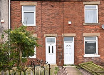 2 bed terraced house for sale in Ladybrook Lane, Mansfield, Nottinghamshire NG18