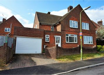 Thumbnail 3 bedroom semi-detached house for sale in Lancaster Road, Basingstoke