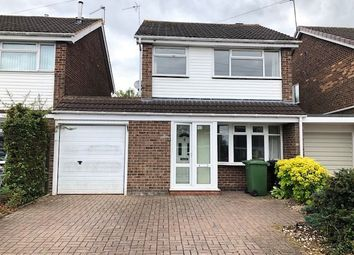 Thumbnail 3 bed detached house to rent in Elm Grove, Codsall, Wolverhampton