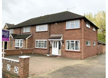 Thumbnail 4 bed semi-detached house for sale in Aspdin Road, Gravesend