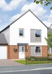 Thumbnail 4 bed semi-detached house for sale in Hemlock Way, Off Great Bridge Road, Bilston