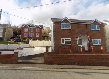 Thumbnail 3 bed detached house for sale in School Road, Ystalyfera, Swansea.