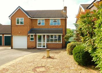 Thumbnail 4 bed detached house for sale in Parsons Drive, Gnosall, Stafford