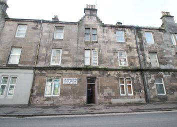 Thumbnail 1 bed flat for sale in 104, Glasgow Road, Flat 1-1, Dumbarton G821Jw