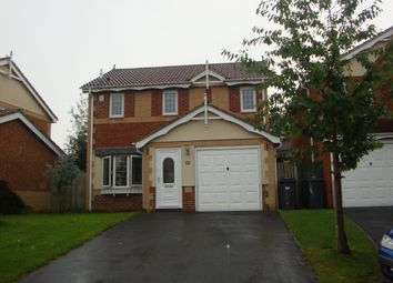 Thumbnail 4 bed detached house to rent in Aden Court, Bearpark, Durham